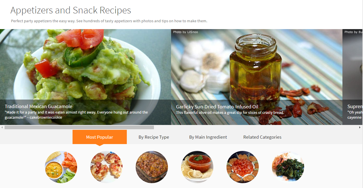 Recipe categories allrecipes these collections within the categories will further help you get inspired to make a delicious meal you can also sort these recipes by most popular forumfinder Images